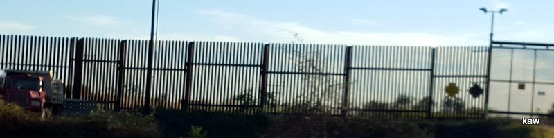 """Photo of """"the wall"""" as seen on our tip trip."""
