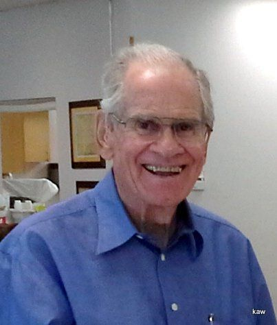 Photo of Bill Hall.